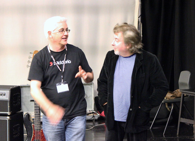 John with Silverfoxnik