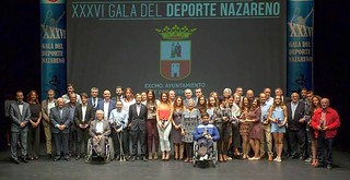 XXXVI GALA DEL DEPORTE NAZARENO 2016