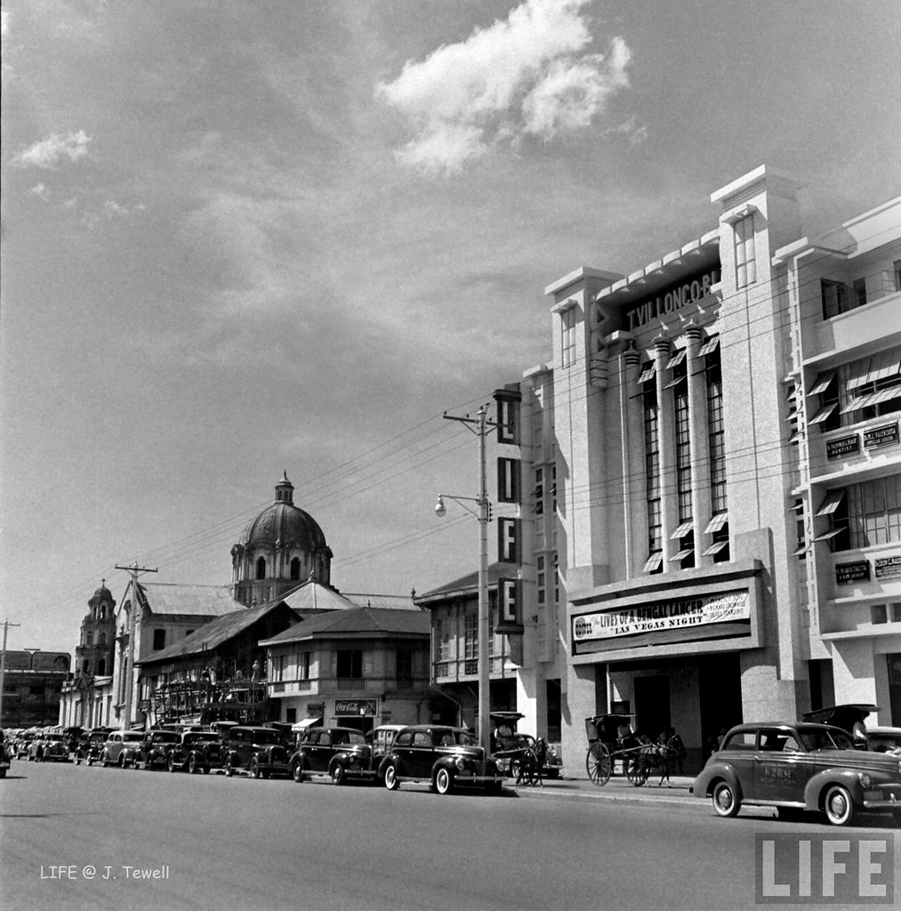 What Is Ce >> Quiapo Church, Manila, Philippines, late 1930s up to Dec ...
