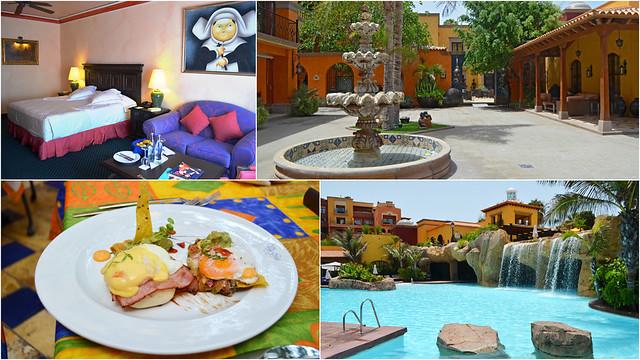 Hotel Villa Cortes Montage 2