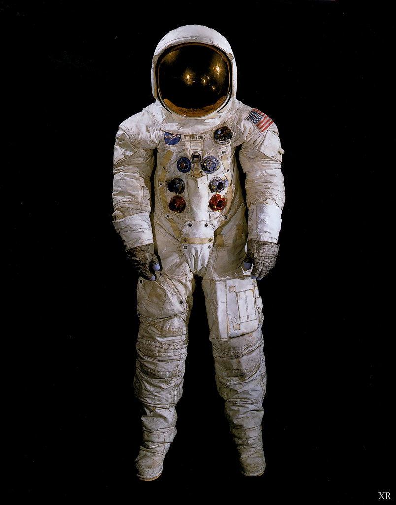apollo space suit x ray - photo #12
