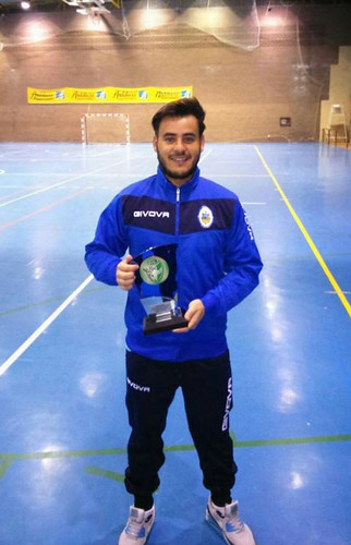AionSur 23406121676_f482451bc1_d José Luis Carrillo dimite como técnico del Ambiguo Arahal FS Deportes Fútbol Sala