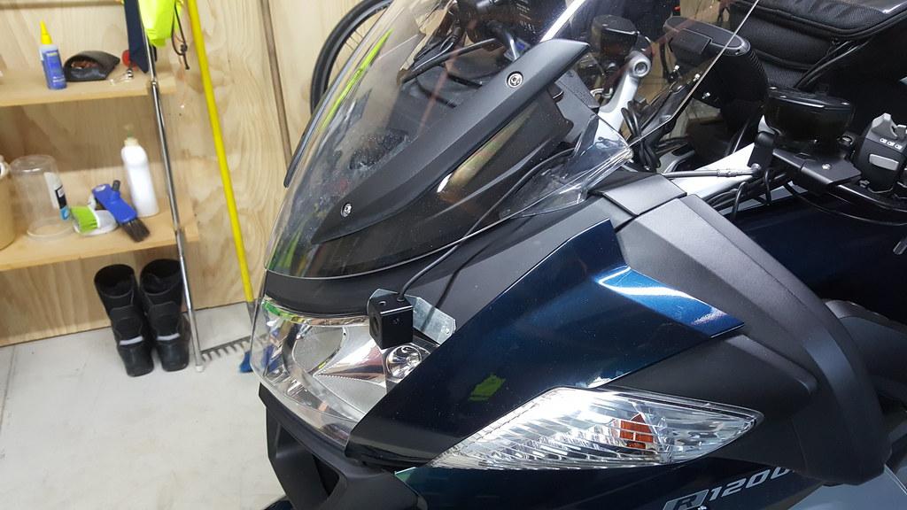 innovv k1 motorcycle dashcam bmw r1200rt 04 innovv moto cam flickr. Black Bedroom Furniture Sets. Home Design Ideas