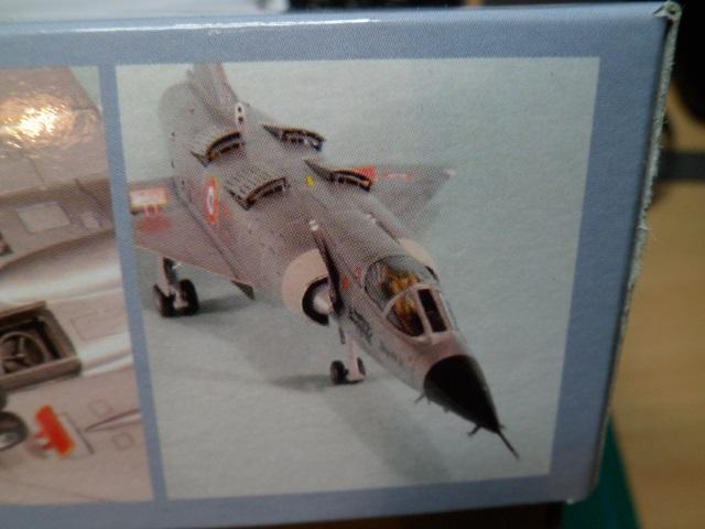 Ouvre-boîte Mirage III V.01 [Modelsvit 1/72] 21420034678_4c5bd7e342_o