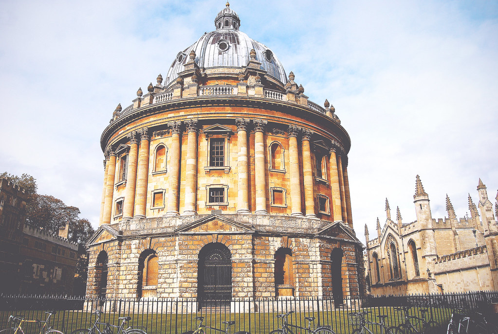 Oxford, England | via It's Travel O'Clock