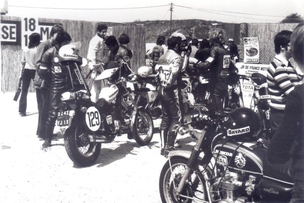 1974 mai tour de france moto croix en ternois honda 50 flickr. Black Bedroom Furniture Sets. Home Design Ideas