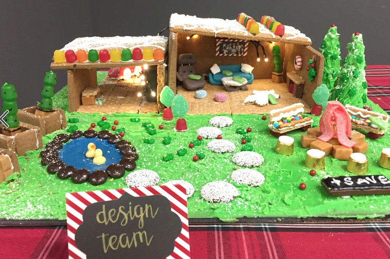 A Sweet Gingerbread Showdown - The Houzz Blog