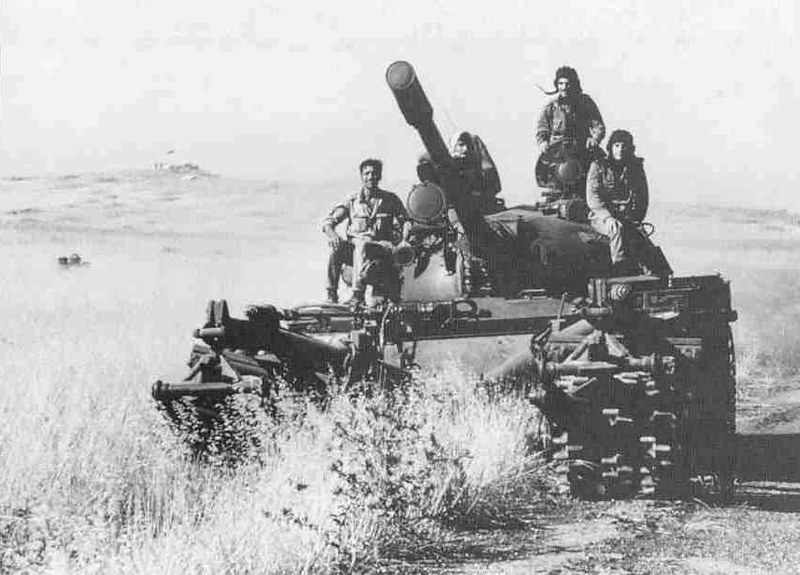 T-55-syrian-with-PT-55-tel-el-merhi-area-19740615-oc-1