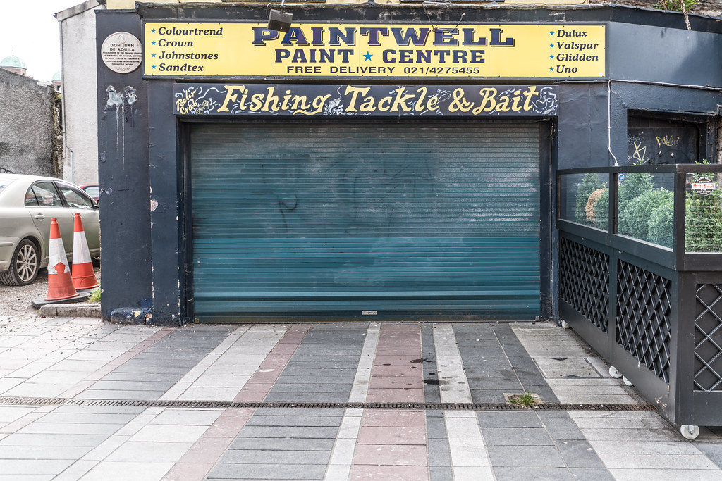 THIS IS A BIT CONFUSING [DO THEY SELL PAINT OF FISHING TACKLE]-122524