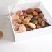:caixa para seixos em madeira Marla Rabelo http://www.marlarabelo.com/
