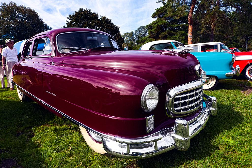1950 Nash Ambassador Super Ypsilanti Orphan Car Show