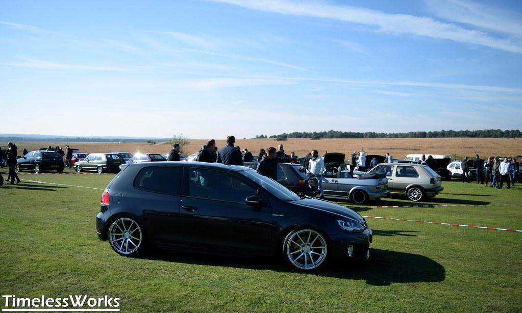 Volkswagen Golf Gti Mk6 Rotiform Spf Timeless Works