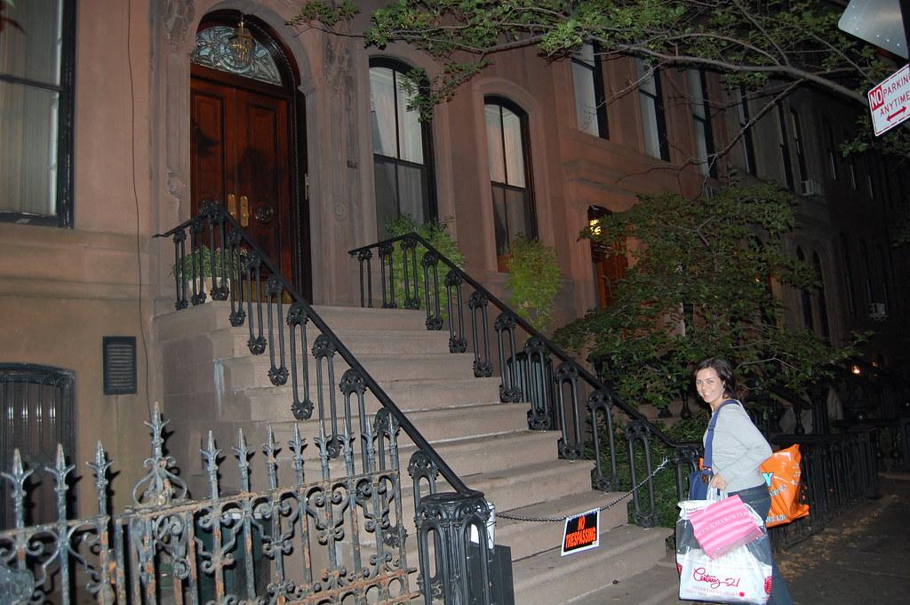 Casa de Carry Bradshaw en el Soho neoyorkino