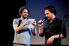 Jonas Scheiner, Henrik Szanto, Team Poetry Slam, Wien