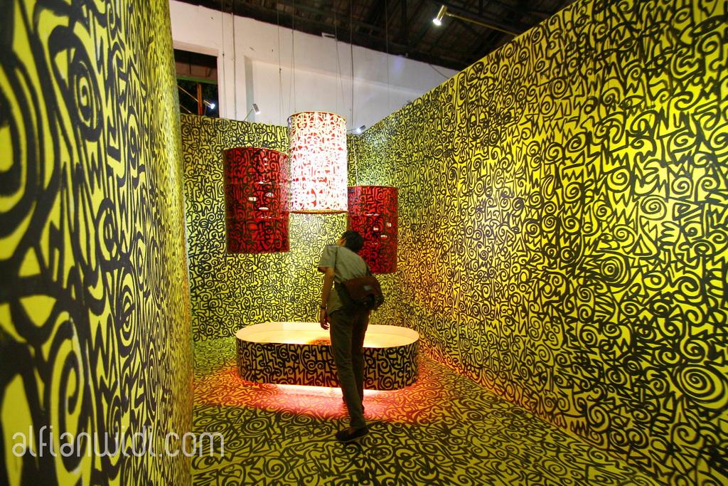 Meretas Konflik Melalui Seni di Biennale Jogja