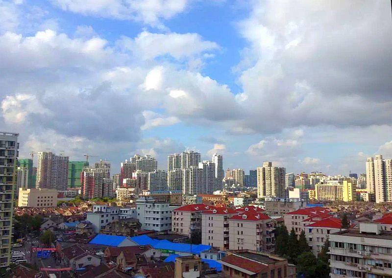 2015上海之旅1)我住的旅館