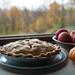 Apple Pie in Windowsill
