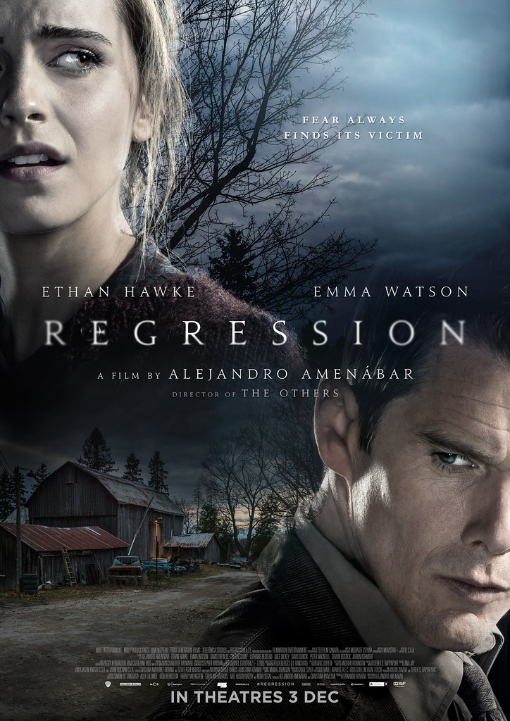 [Movie Review] Regression (2015) - Alvinology