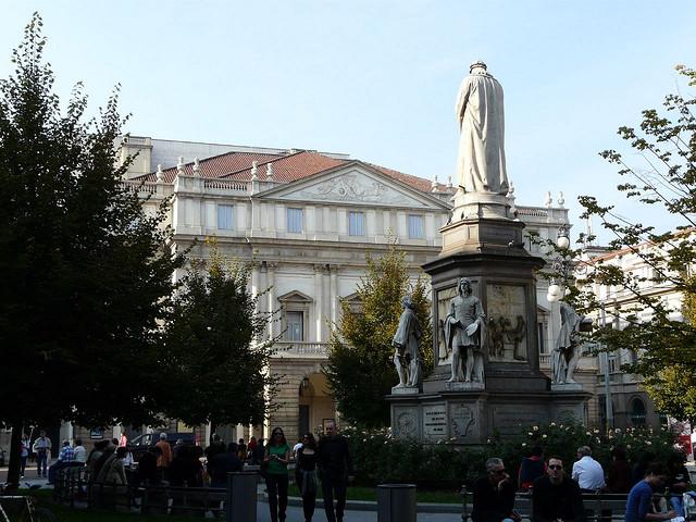 Teatro de la Scala de Milán