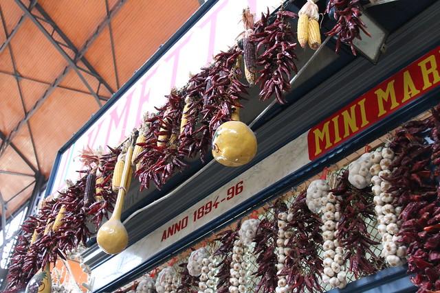 Dry chillie - Budapest Markets