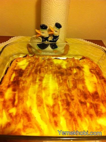 kolay soslu börek