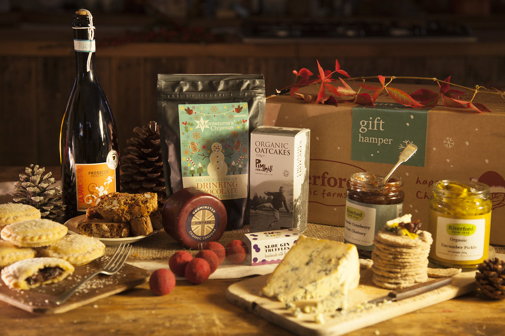 Christmas Food Hamper Gift Ideas