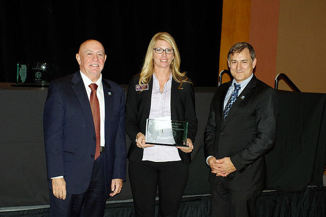 2015 Governor's Sustainability Award
