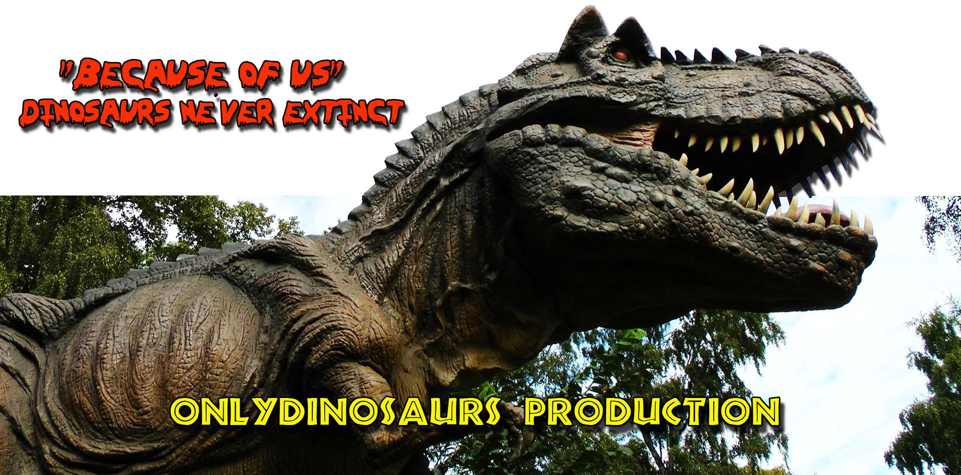 T-Rex Sign