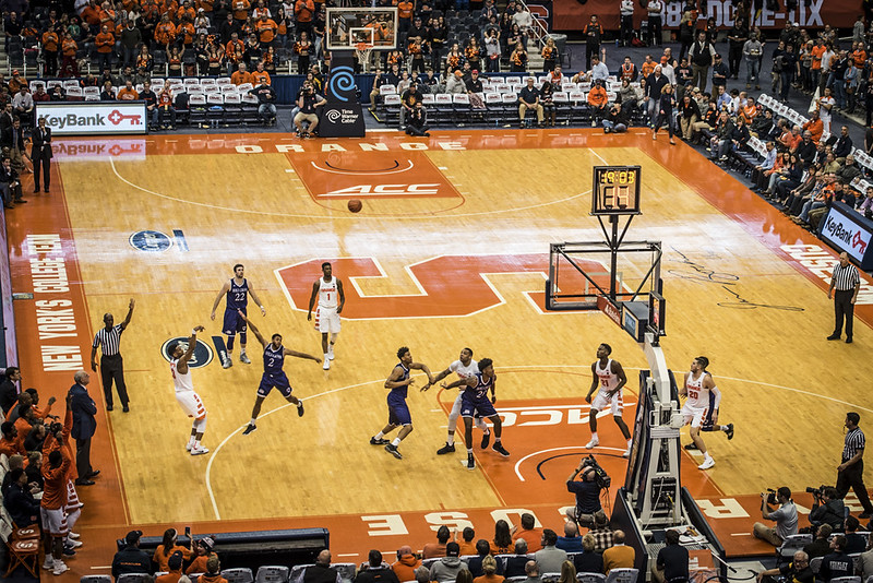 SU Basketball: Syracuse vs. Holy Cross