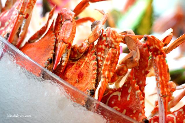 Crimson Hotel Manila Sunday Brunch Seafood
