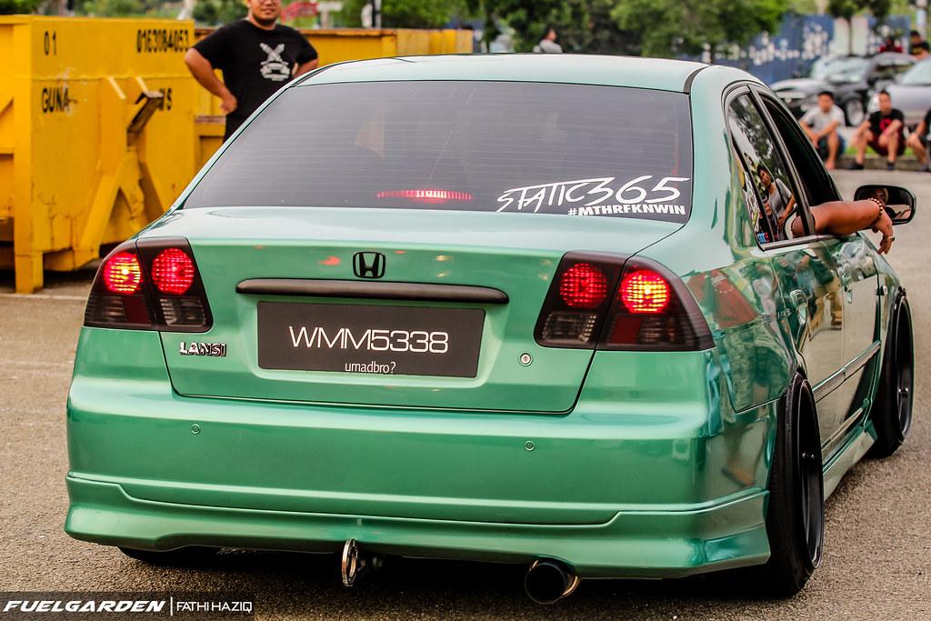 White Honda Civic >> Honda Civic (ES) | StreetFamilia x Static365 All-Stars ...