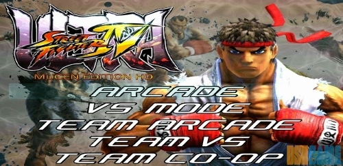 ULTRA Street Fighter IV MUGEN