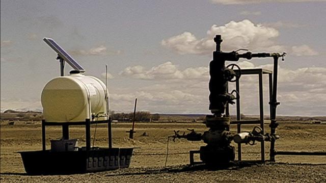 天然氣之國 劇照:天然氣開發設施(圖片來源:天馬行空數位有限公司)