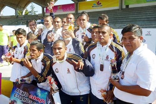 Cierra Sinaloa con bronce en futbol