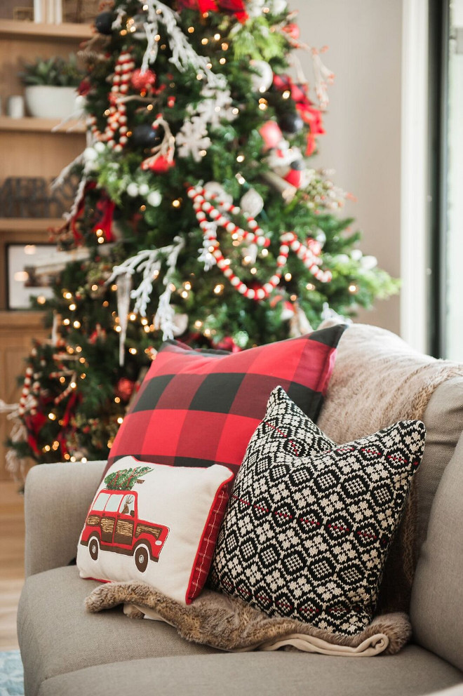 Christmas Pillows Decorations