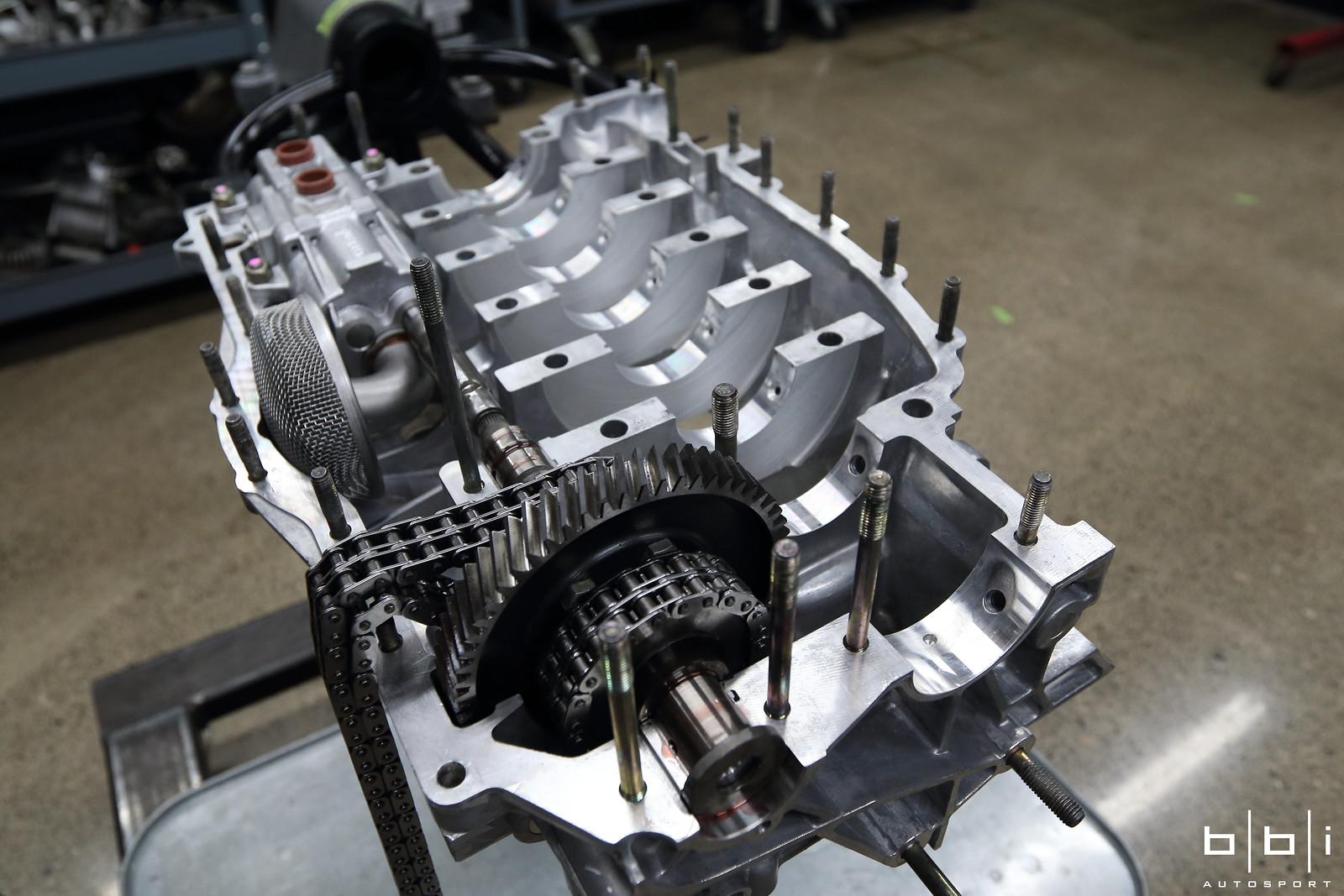 BBi Autosport Mahle Motorsports 964 3.6L TO 3.8L Engine ...