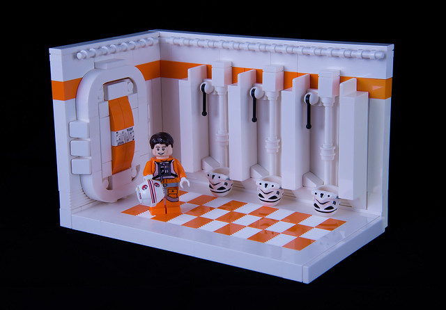 The Rebel Alliance Toilets, by Sad Brick, on Flickr