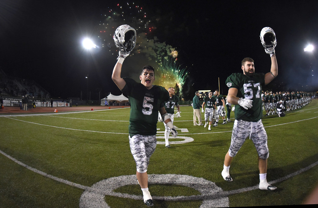 Game Balls: Huskies over Rams