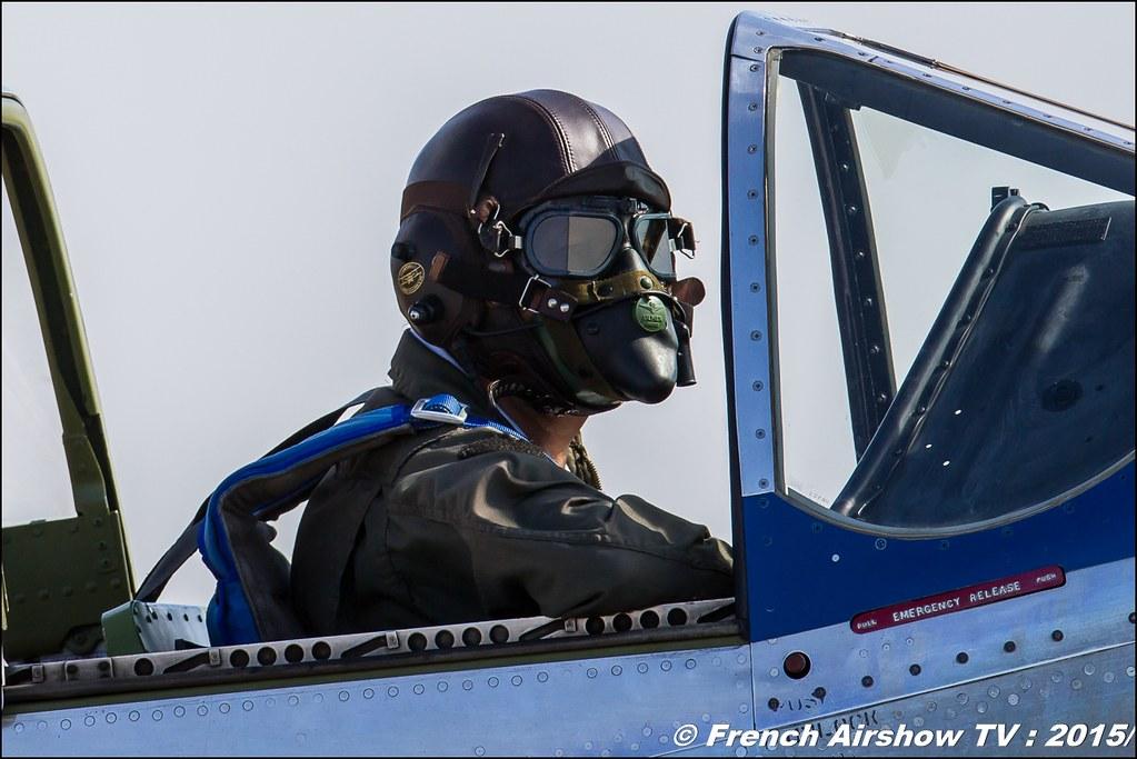 P-51 Mustang F. AKARY , F-AZXS, Feria de l'air nimes garons 2015, Meeting Aerien 2015