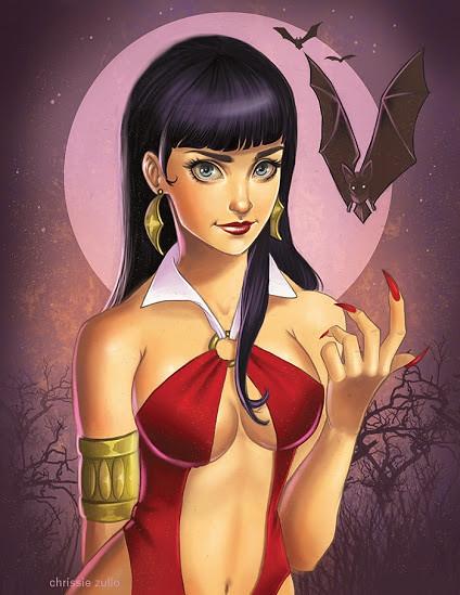 Vampirella by Chrissie Zullo