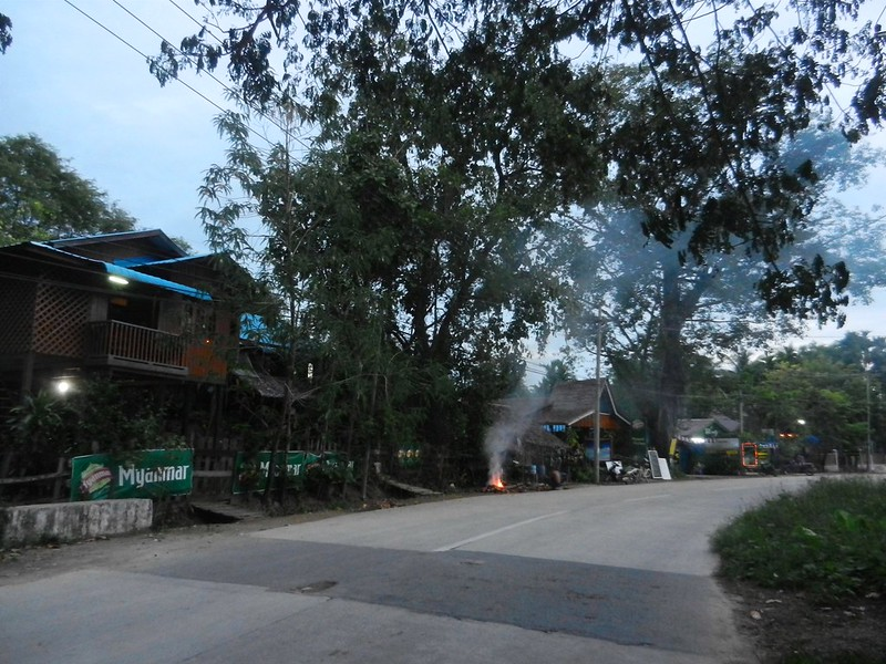 дороги Нгапали