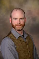 Portrait photograph of John Hawkins