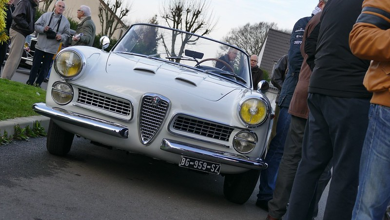 Effeffe Berlinetta 2000 Alfa Romeo 23875099796_4db4568cc8_c