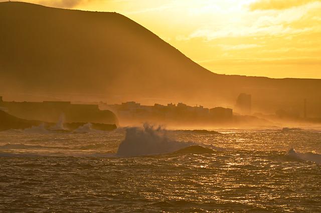 Waves, Los Silos, Tenerife