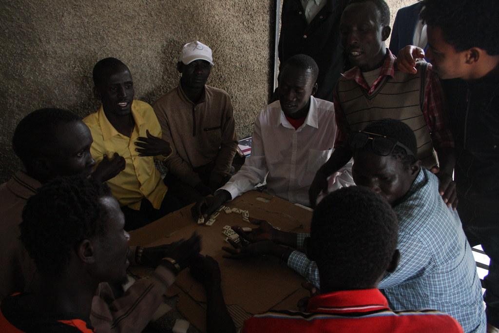 Int'l Effort to Help Ethiopia Shoulder Its Refugee Burden | Inter