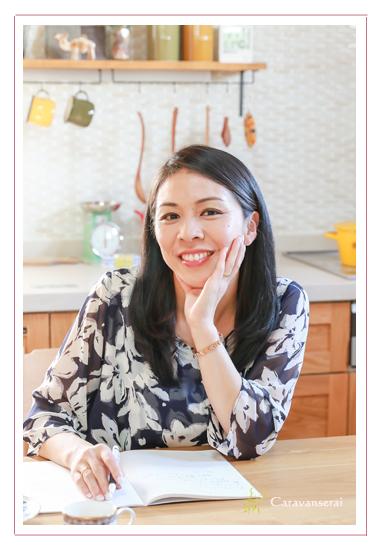 溝口祐子 心理カウンセラー プロフィール写真撮影 屋外 公園 ビジネス用 ブログ用 フェイスブック用 起業女子 家族写真