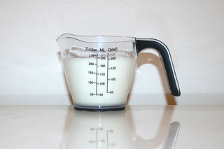 10 - Zutat Milch / Ingredient milk