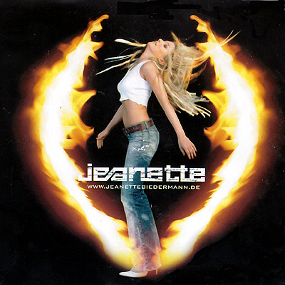 Jeanette - Break On Through (Inlay1)