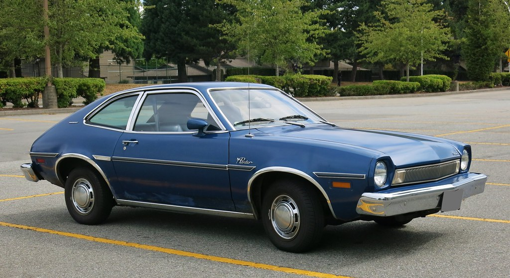 1974-75 Ford Pinto Runabout | Custom_Cab | Flickr