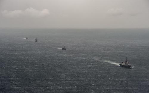 U.S., Brunei Conduct Closing Ceremony For Historic CARAT